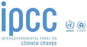 Logo of Intergovernmental Panel on Climate Change