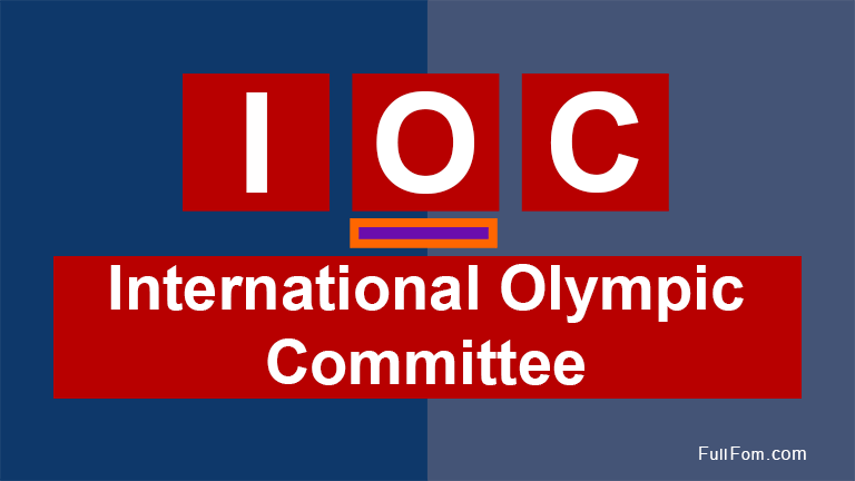 IOC full form