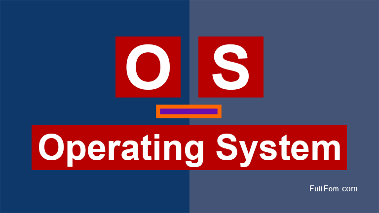 OS full form