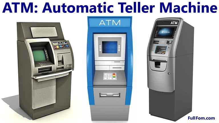 ATM full form